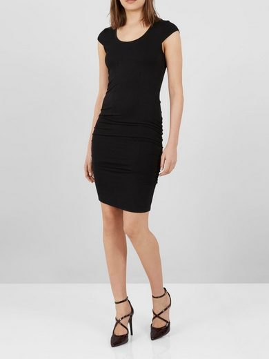 Yas Jersey Mini Dress Flügelärmel-