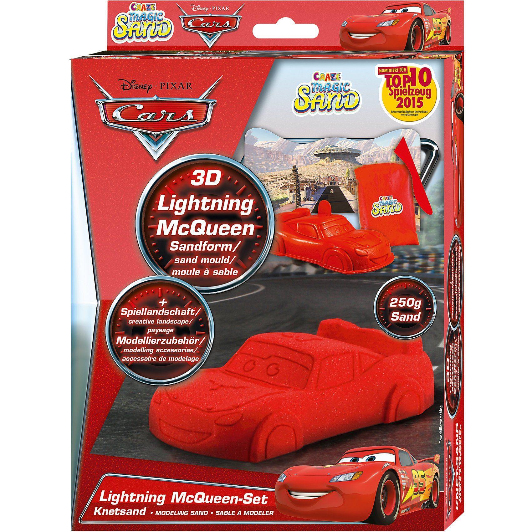 CRAZE Magic Sand Cars