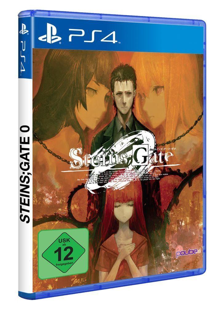 PQube Playstation 4 - Spiel »Stein's Gate Zero«