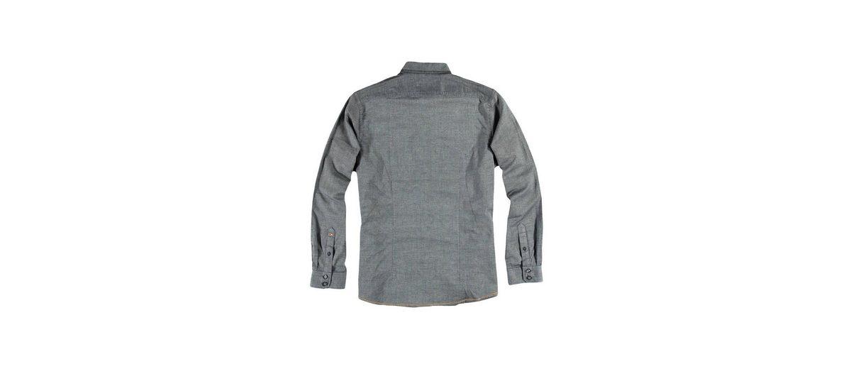 Verkauf Viele Arten Von emilio adani Hemd uni Freies Verschiffen Preiswerteste Ck7ed
