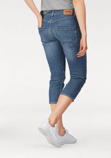 Please Jeans 7/8-Jeans P36H, in lässiger Boyfriend-Form