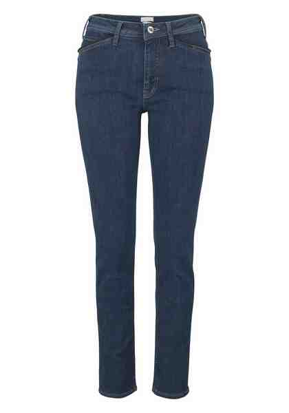 CLAIRE WOMAN Gerade Jeans, in gepflegter Optik
