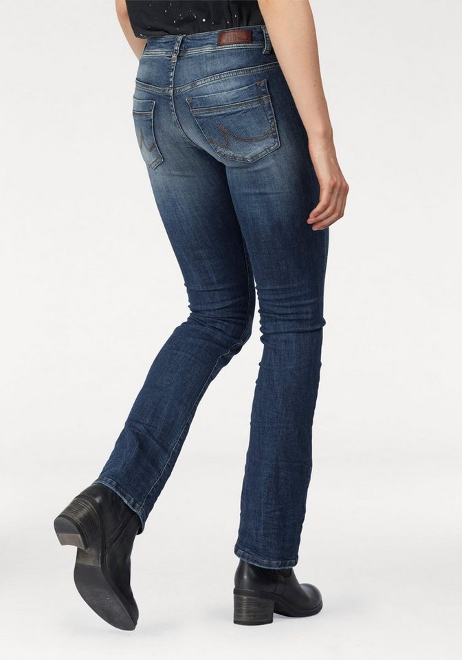 06e86dbc0f88a4 LTB Bootcut-Jeans »VALERIE« mit Stretch-Anteil