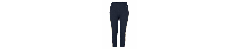 Please Jeans Sweathose, mit seitlichem Kontraststreifen