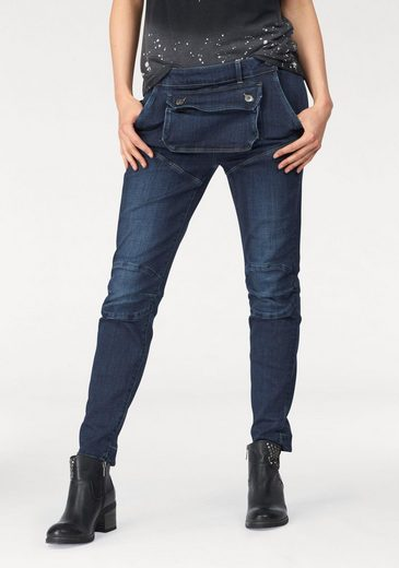 G-Star RAW Boyfriend-Jeans Pouch Boyfriend, mit Känguruverschluss
