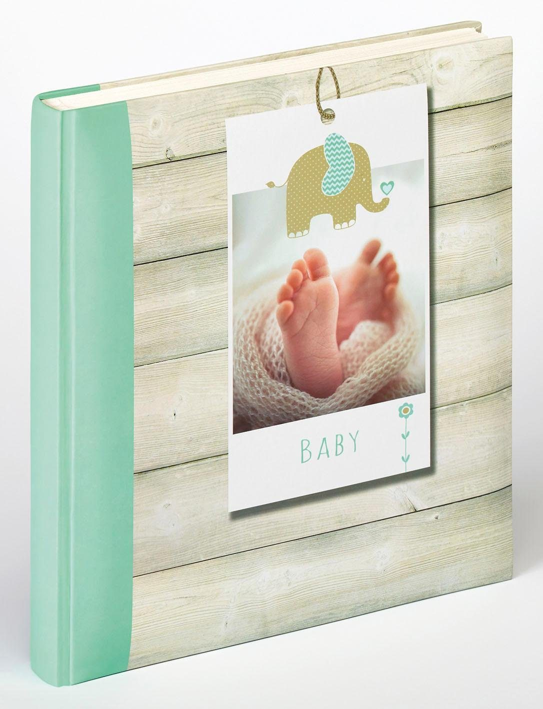 Home affaire Babyalbum »Welcome«