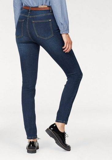 AJC Jeansjeggings, mit hoher High-Waist-Taille