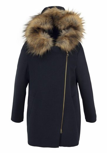 Fox Schmitt Long Jacket With Cashmere