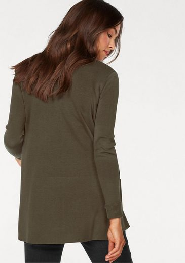 Ajc Sweater Without Closure Ripp Cuffs With Wide