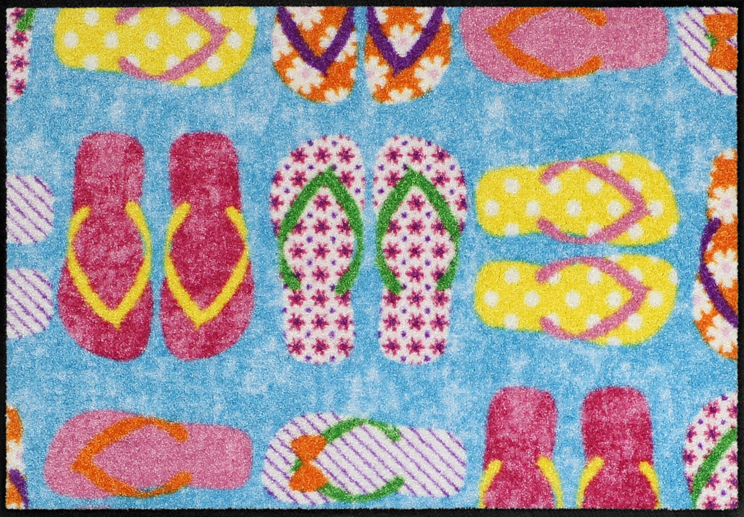 Fußmatte »Sandalero«, Salonloewe, rechteckig, Höhe 6 mm
