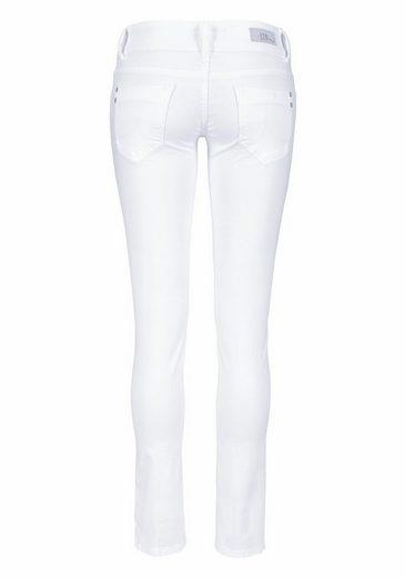 LTB Slim-fit-Jeans »MOLLY« im 5-Pocket-Style mit Doppelknopf-Bund