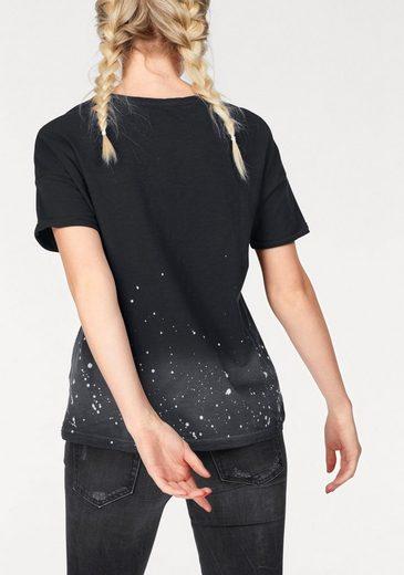 LTB T-Shirt TEWENA, mit Farbverlauf