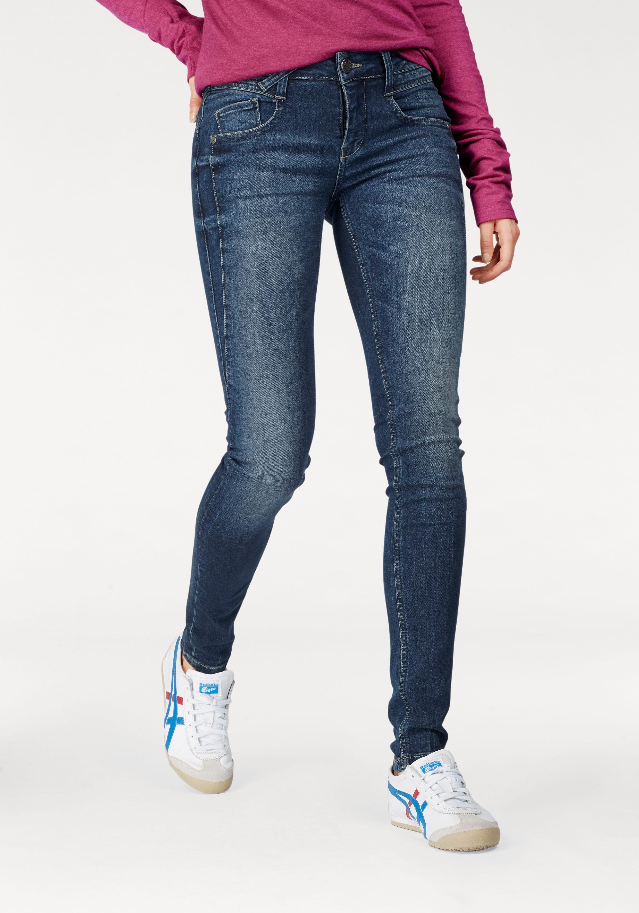 Fritzi aus Preußen Skinny fit Jeans »INDIANA« mit Stretch online kaufen | OTTO