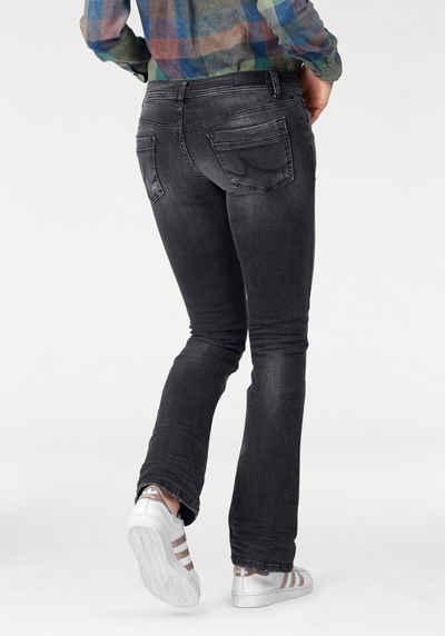 LTB Bootcut-Jeans »VALERIE« mit coolen Used-Effekten 1e6d221348