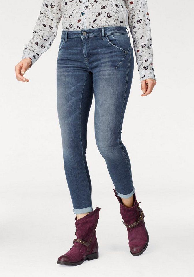 mavi jeans skinny fit jeans lexy mit push up effekt. Black Bedroom Furniture Sets. Home Design Ideas