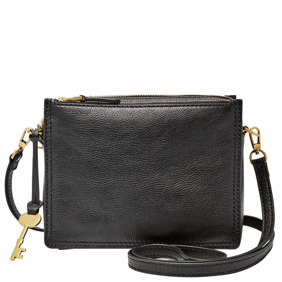 handtasche fossil schwarz