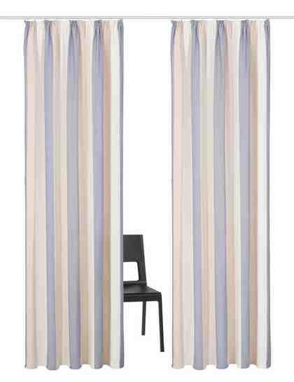 Vorhang »Vigo«, my home, Kräuselband (2 Stück)