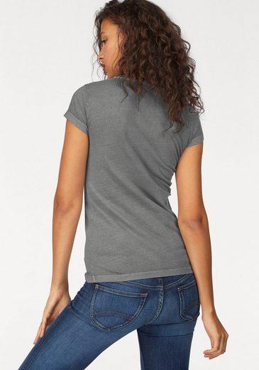 LTB T-Shirt BOCEME, mit Logo-Print