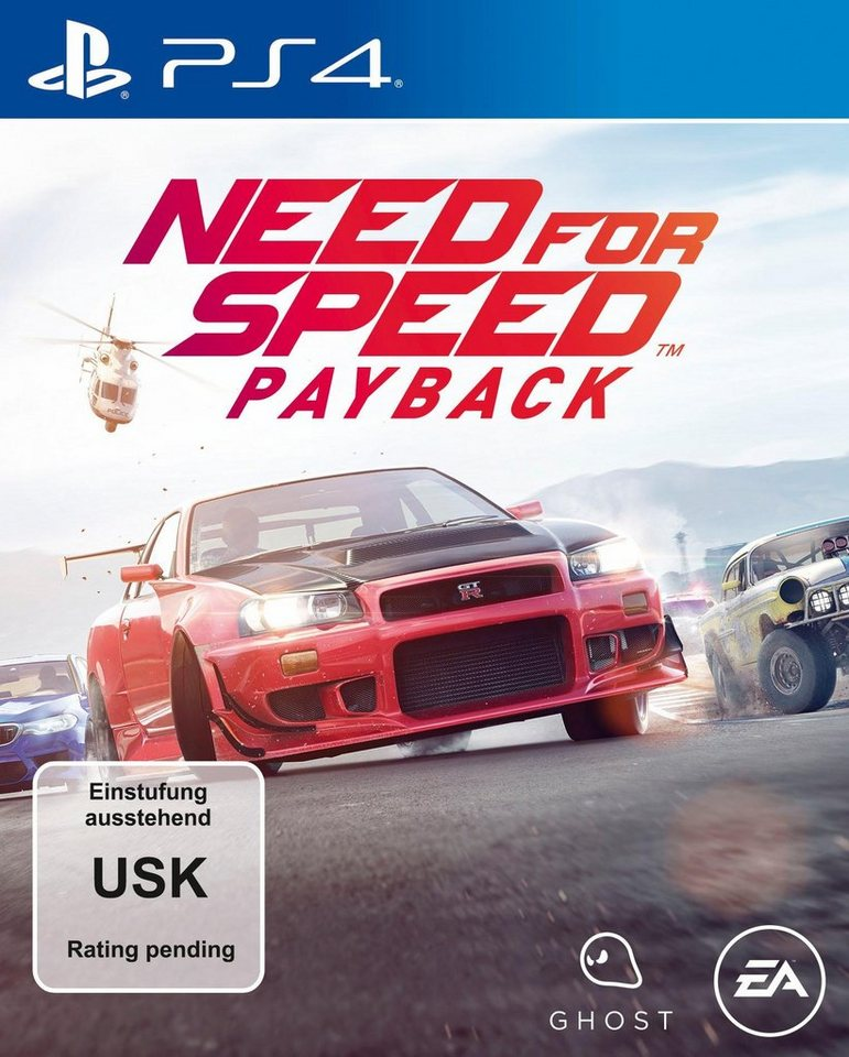 need for speed payback playstation 4 kaufen otto. Black Bedroom Furniture Sets. Home Design Ideas