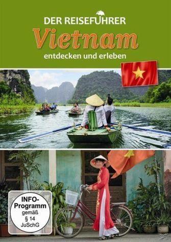DVD »Vietnam - Reiseführer«