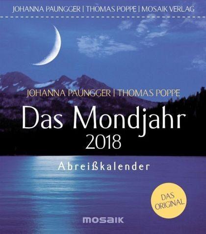 Kalender »Das Mondjahr 2018«