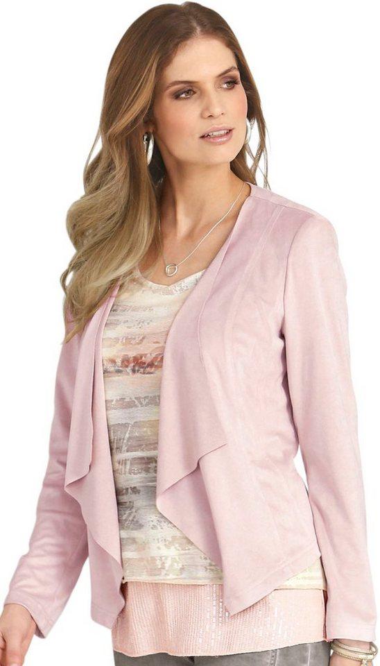 Alessa W. Blazer in Zipfelform online kaufen   OTTO bcc212d3f8