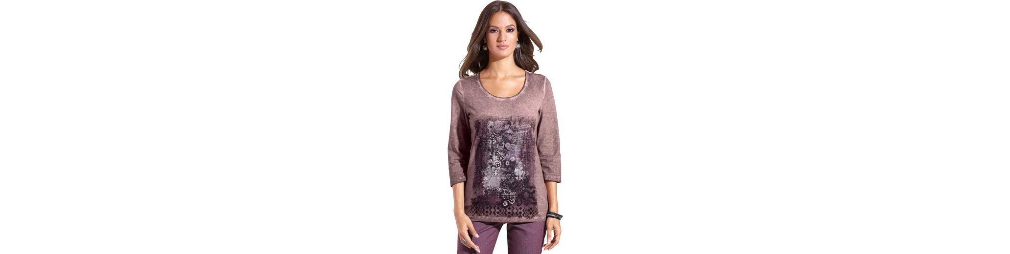 Beschränkte Auflage Classic Inspirationen Shirt aus reiner Baumwolle Billig Verkauf Zum Verkauf  Spitzenreiter Limitierte Auflage Günstig Kaufen Sast ddFfav7z