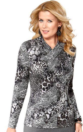 Lady Shirt mit Stretch-Anteil