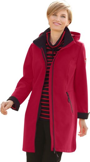 Collection L. Jacke mit Fleece-Futter