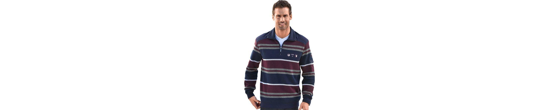 Billige Footaction Rabatt Billigsten Marco Donati Sweatshirt aus reiner Baumwolle Online-Verkauf t3szHy