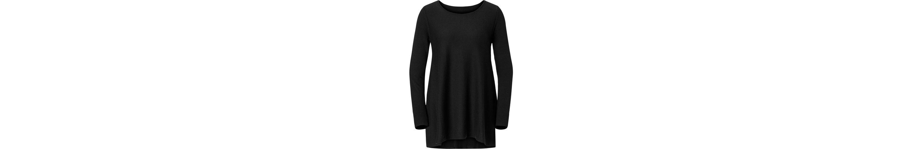 Hyper Online Création L Pullover im Zipfellook Classic Zum Verkauf Ausverkaufs-Shop 1ZhRG