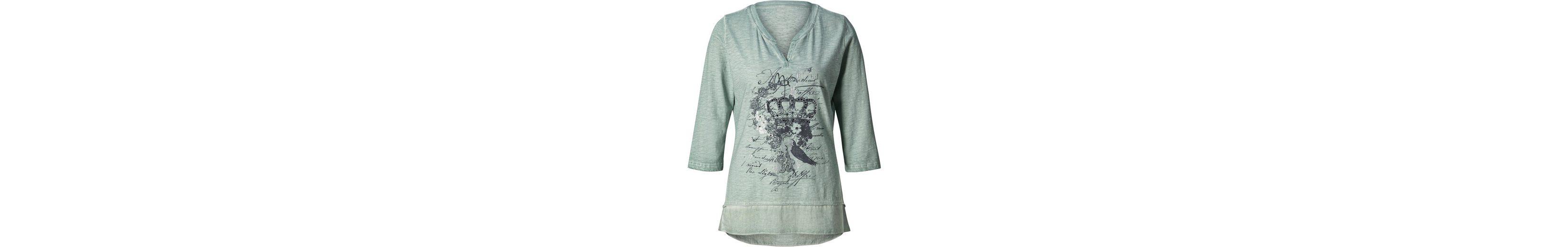 Classic Inspirationen Shirt aus reiner Baumwolle Günstig Kaufen Fabrikverkauf 7oj7d