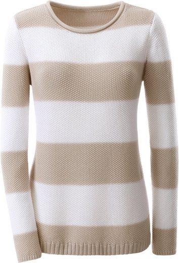 Ambria Pullover mit breiten Streifen