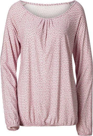 Classic Inspirationen Shirt mit Giummizug