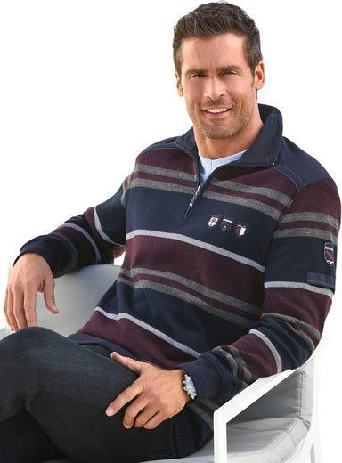 Sweatshirt Marco Donati En Pur Coton