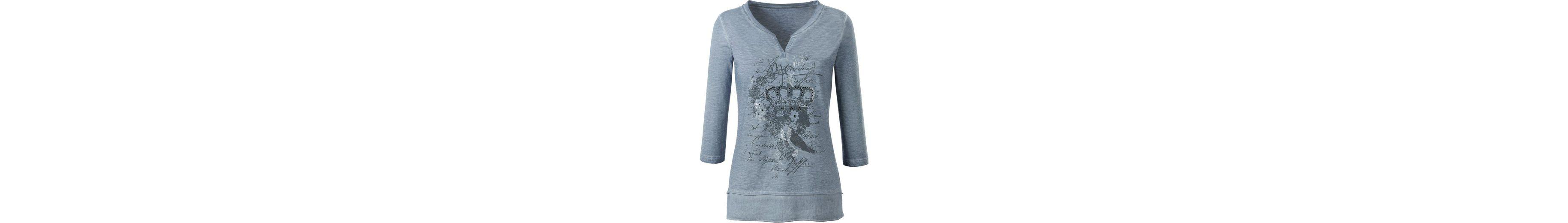 Günstig Kaufen Fabrikverkauf Classic Inspirationen Shirt aus reiner Baumwolle Rabatt Mit Kreditkarte Kaufen Online-Verkauf Kostengünstig Rabatt Neuesten Kollektionen geawZ7