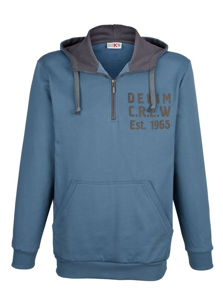 roger kent sweatshirt mit kapuze online kaufen otto. Black Bedroom Furniture Sets. Home Design Ideas