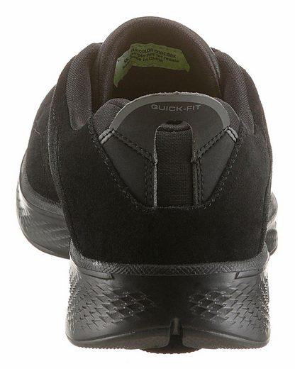 SKECHERS PERFORMANCE Go Walk 4 Gratitude Sneaker, mit Goga-Max-Ausstattung