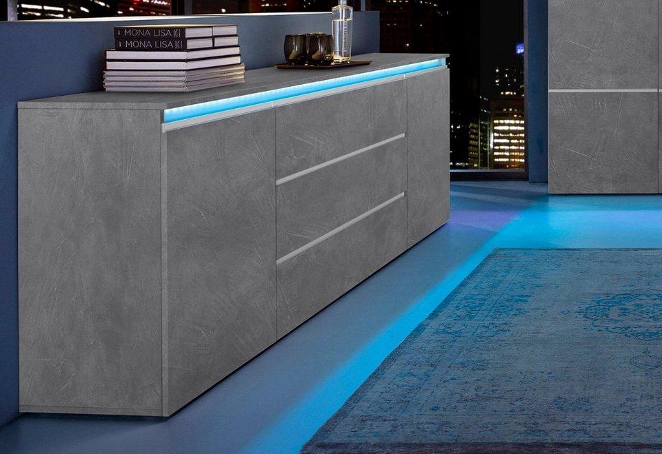 Tecnos Sideboard, Breite 240 cm online kaufen   OTTO