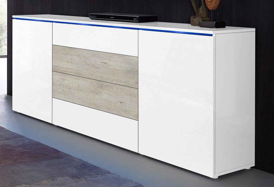 Borchardt Möbel Sideboard, Breite 166 cm kaufen   OTTO