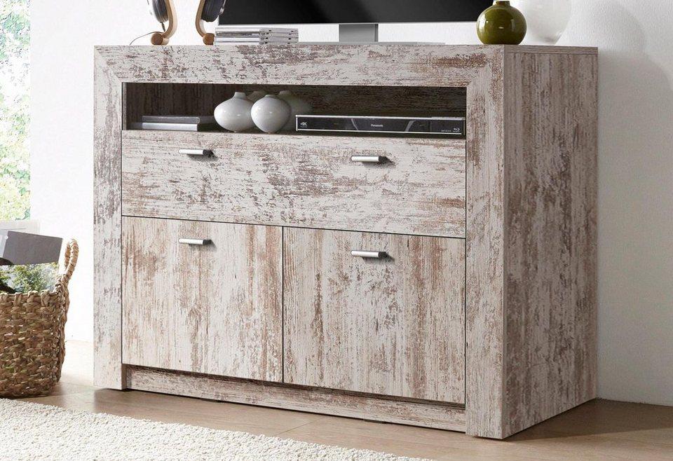 kommode breite 102 5 cm online kaufen otto. Black Bedroom Furniture Sets. Home Design Ideas