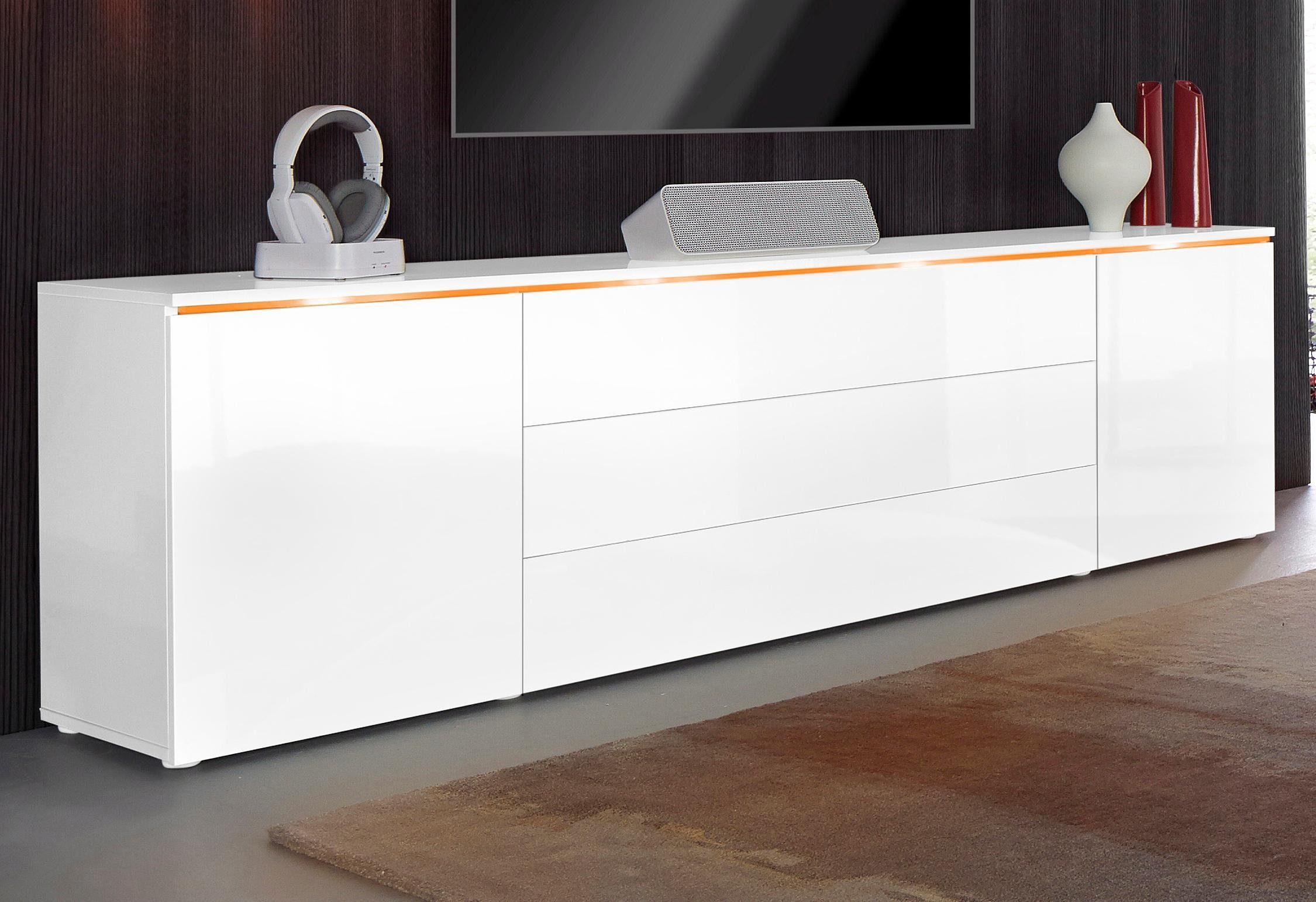 Tv Bank Grau ~ Tv möbel fernsehmöbel online kaufen otto