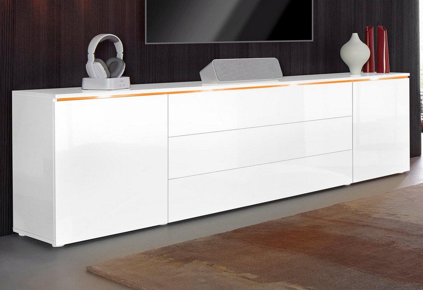 TV Möbel - Borchardt Möbel XXL Lowboard, Breite 200 cm  - Onlineshop OTTO