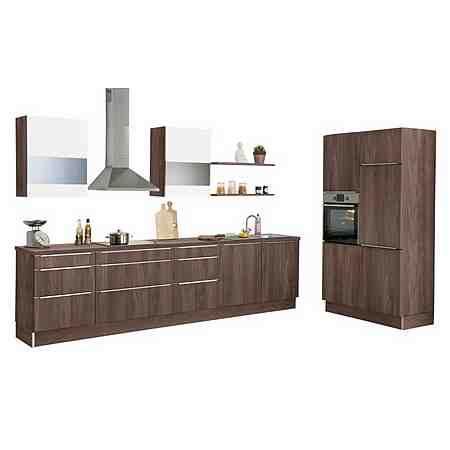 Küchenzeilen: Küchenzeilen mit Geräten
