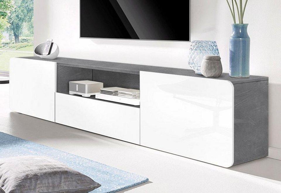 tecnos lowboard botero breite 200 cm kaufen otto. Black Bedroom Furniture Sets. Home Design Ideas