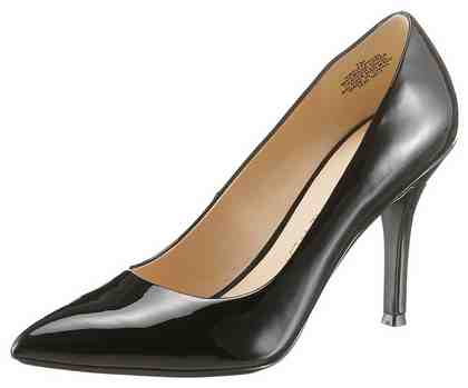 Nine West High-Heel-Pumps, im schlichten Design