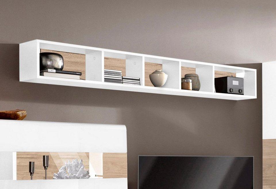 wandregal toledo breite 169 cm online kaufen otto. Black Bedroom Furniture Sets. Home Design Ideas