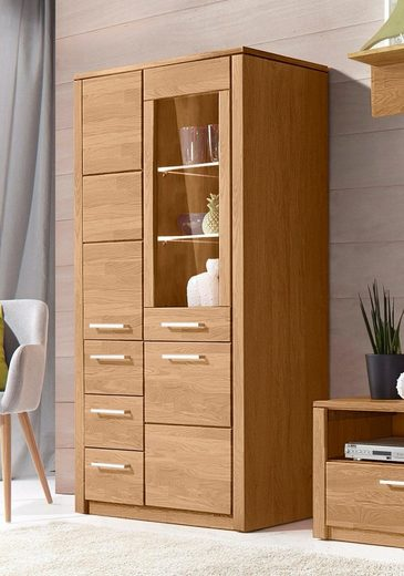 Places of Style Highboard »Gronfeld«, Breite 80 cm