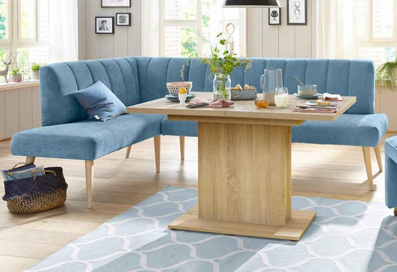 exxpo - sofa fashion Eckbank »Costa«, Frei im Raum stellbar