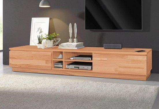 Lowboard, Breite 200 cm